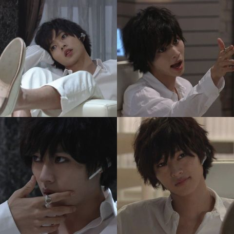 #Death Note #L #山崎賢人@Kento Yamazaki