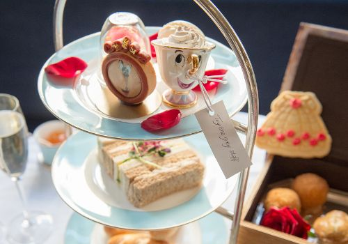 Tale as Old as Time Beauty and The Beast Afternoon Tea at The Kensington Hotel