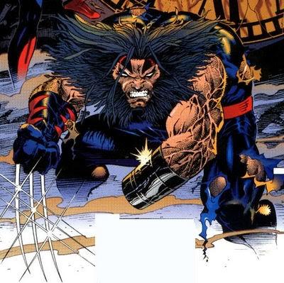Wolverine Age of Apocalypse