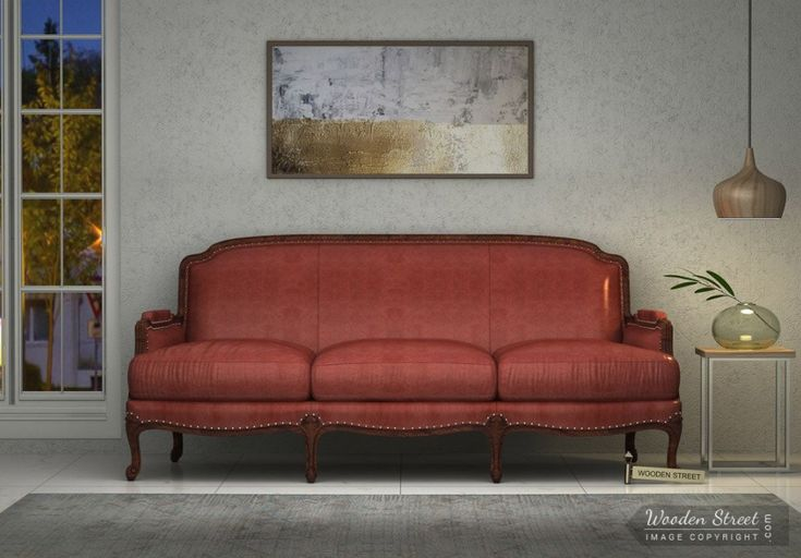 The Most Used And The Most Fixed Piece Of Furniture Are Sofas That You Buy For Your Home Get The Right One That W Three Seater Sofa Sofa Online 3 Seater Sofa