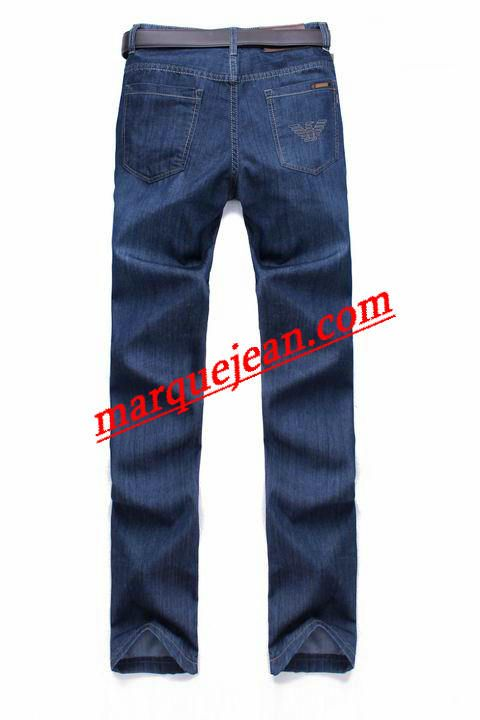 Vendre Jeans Emporio Armani Homme H0067 Pas Cher En Ligne.