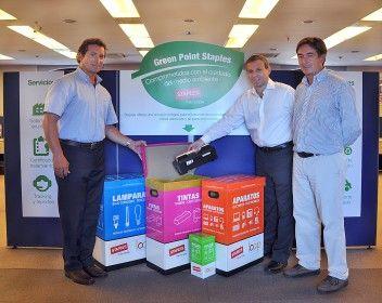 Si tenés Residuos Especiales, Staples te brinda su nuevo servicio integral de manejo sustentable para oficinas
