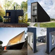 Black Wood House in Normandy - Google Search