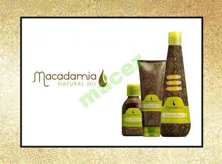 Macadamia MESH BAG v2 zestaw