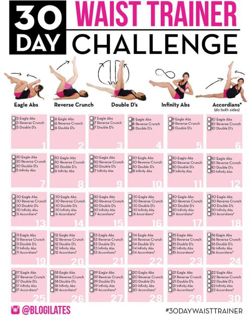 """Want to build a natural corset or """"waist trainer"""" with the fibers of your own muscle? Starting Jan 1, I'm going to be starting the #30daywaisttrainer challenge!      I've designed this 30 day plan so that everyday you build little by little, and by the end, your core will be invincible. Don't be intimidated, you can do this. 👊 The 5 moves I chose will target your entire waistline area.     If you're in, just screenshot this pic and repost it!      Comment below and tag a few friends who…"""