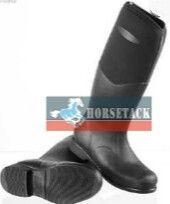 Tyne black  Dieser Stiefel eignet sich hervorragend für den Reitsport! Durch eine Schafthöhe von ca. 50cm macht er nicht nur am Boden eine gute Figur, sondern kann auch auf dem Pferd genutzt werden.  - 100% wasserdicht   - 5mm dickes Neopren   - Nitracel-Fußbett   - kälteresistent bis -20°C