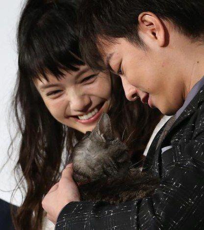 佐藤健:愛猫に負けた!?永井監督「健くんの方がNGを出す」 - 毎日新聞