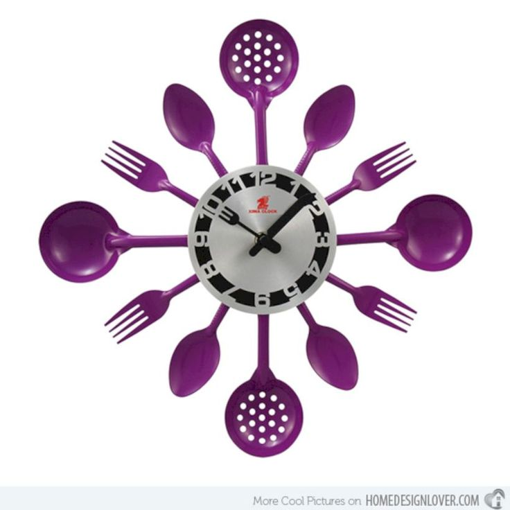 Marvelous 52 Excellent Designs Of Kitchen Wall Clocks