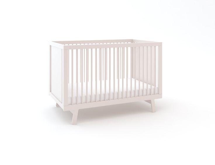 sparrow crib limited edition petal modern cribs nursery baby oeuf gray assembly slate