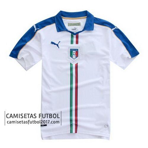 Segunda camiseta de Italia Euro 2016 15,5€