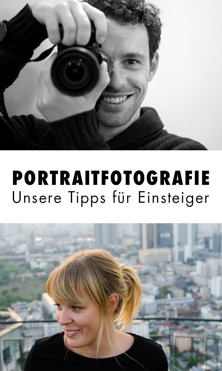 Um tolle Portraits zu machen, musst du kein Profi sein und brauchst keine teure…