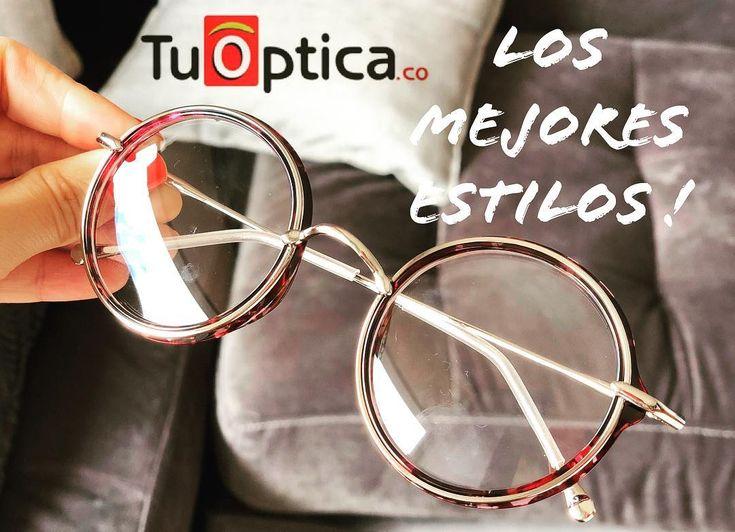 Divinas! Montura Retro metal acetato $90.000 define tu estilo con @tuoptica_co . Te esperamos en nuestros puntos de venta -Barranquilla y Valledupar- envíos gratis a todo el pais  #monturas #retro #lentes #envios #estilo #opticascolombia #monturas