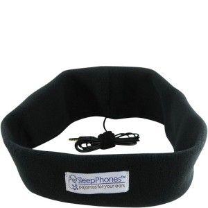 Sleep Phone by eBags $39.99 Headphone, head wrap & comfort eye mask.