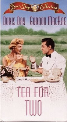 'Tea for Two' a 1950 film starring Doris Day. I just love Doris Day!