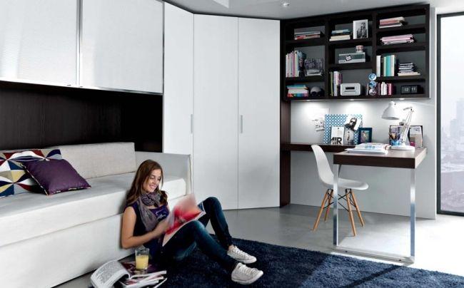 107 Ideen fürs Jugendzimmer - Modern und kreativ einrichten ...