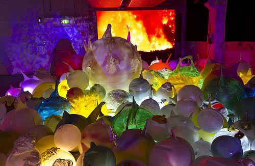 FantasyLand   Zona Tortona, Salone del Mobile 2014, sy Slide