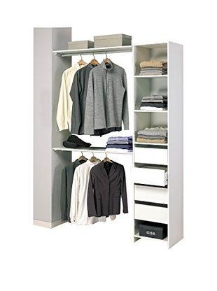 13 Casa Struttura Cabina Armadio Function D5 Walk In Closet Bianco