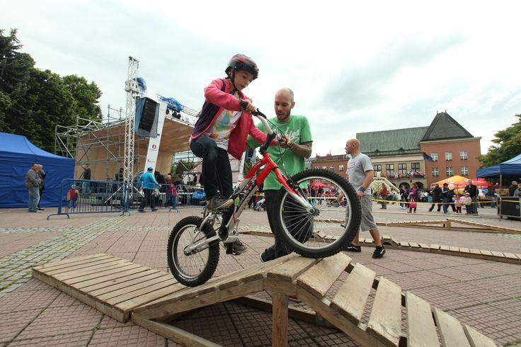 Biketrial for kids.