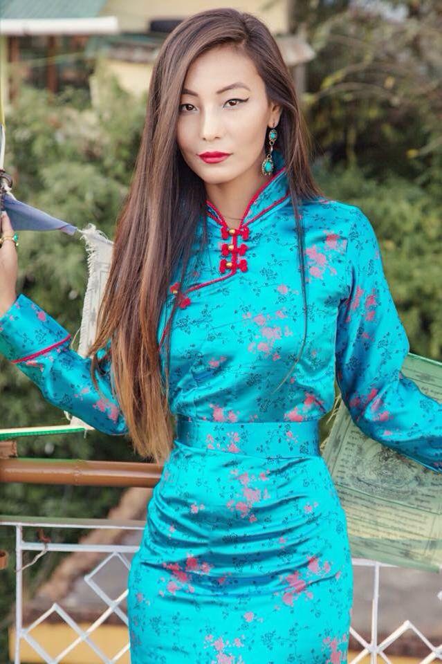 Miss Tibet Tenzin dolma