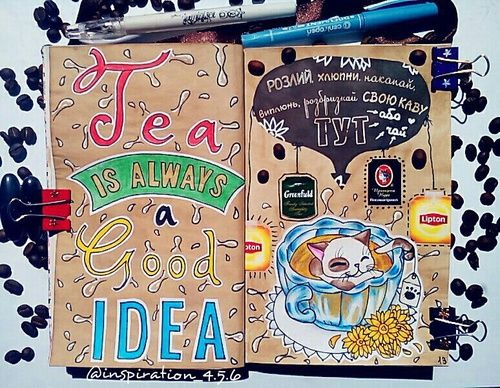 Immagine di wreck this journal, WTJ, and лд                              …