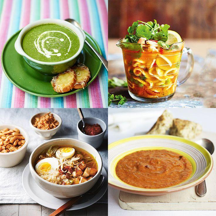Dág kant-en-klaar soepblik, hallo heerlijke superfood-soepen! Er gaat niets boven een zelfgemaakte soep, vind je ook niet? Een grote kom bevat alle voedingsstoffen die je nodig hebt én als je moe en futloos bent knap je er enorm van op. Van 1 tot 10...