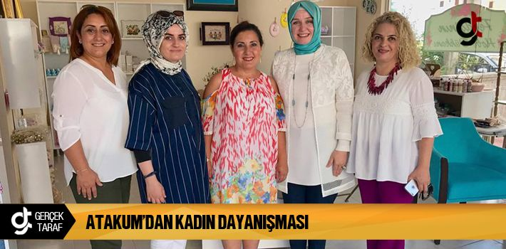 Samsun Haber: Atakum'da Kadın Dayanışması