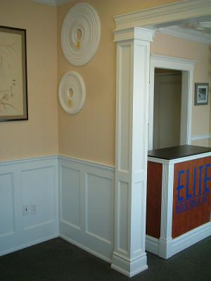 Square Paneled Columns: Providers Of DIY Columns. See Us For A Column, House