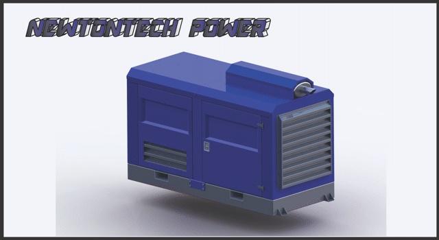 Silent Diesel Generator 60Kva