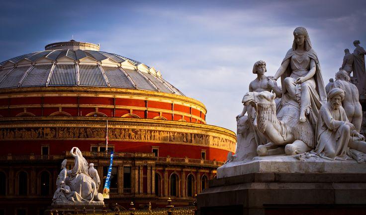 Royal Albert Hall London (Vulture Labs 2015)