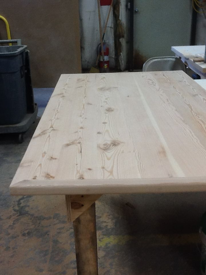 2x6 Lumber Table Top From Re Claimed Lumber | Barn Wood | Pinterest | Barn  Wood, Woods And Barn