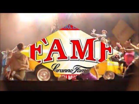 FAME IL MUSICAL - Esibizione per la stampa