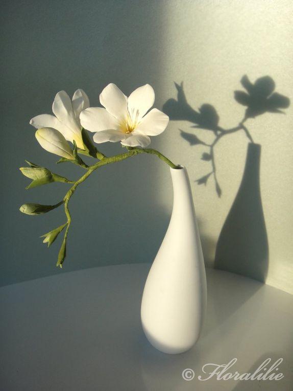 Freesien aus Zucker von Floralilie