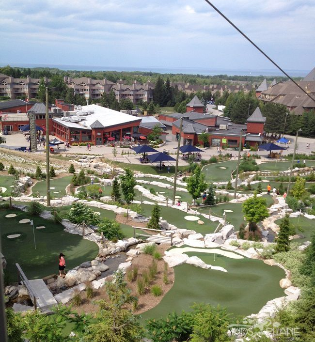What to do this Summer at Blue Mountain Resort in Collingwood Ontario Canada - KidsOnAPlane.com Review