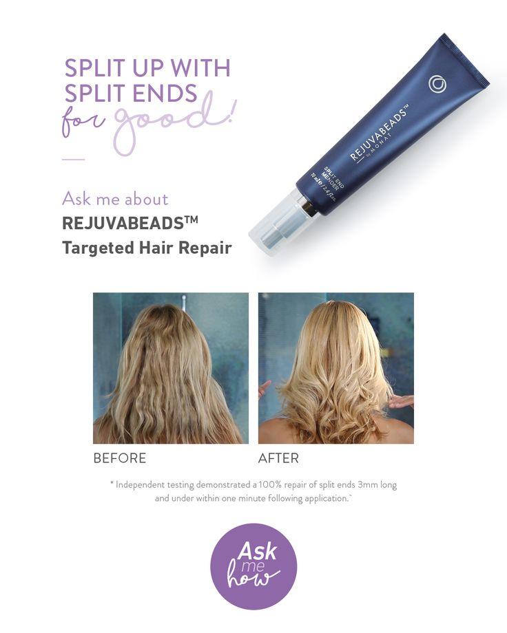 Contact me to get more information on MONAT Rejuvabeads ...