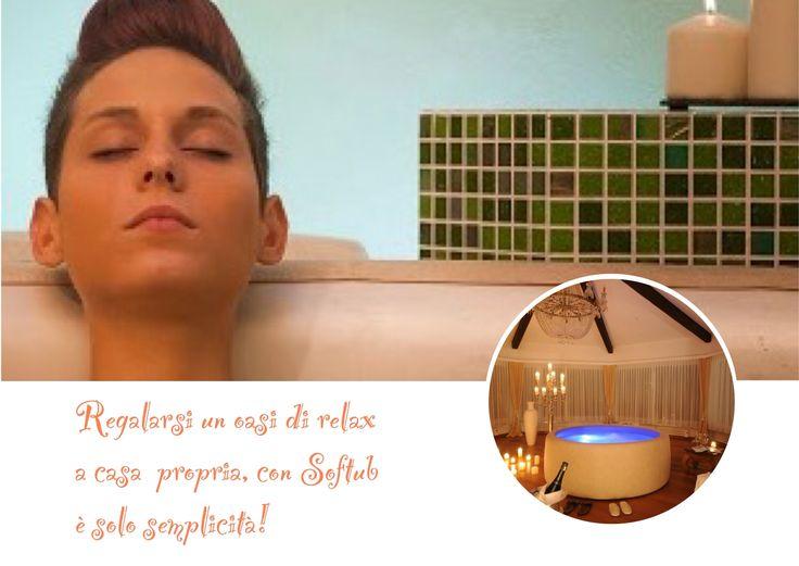 Benessere ed #energia per la tua vita! www.softub.it