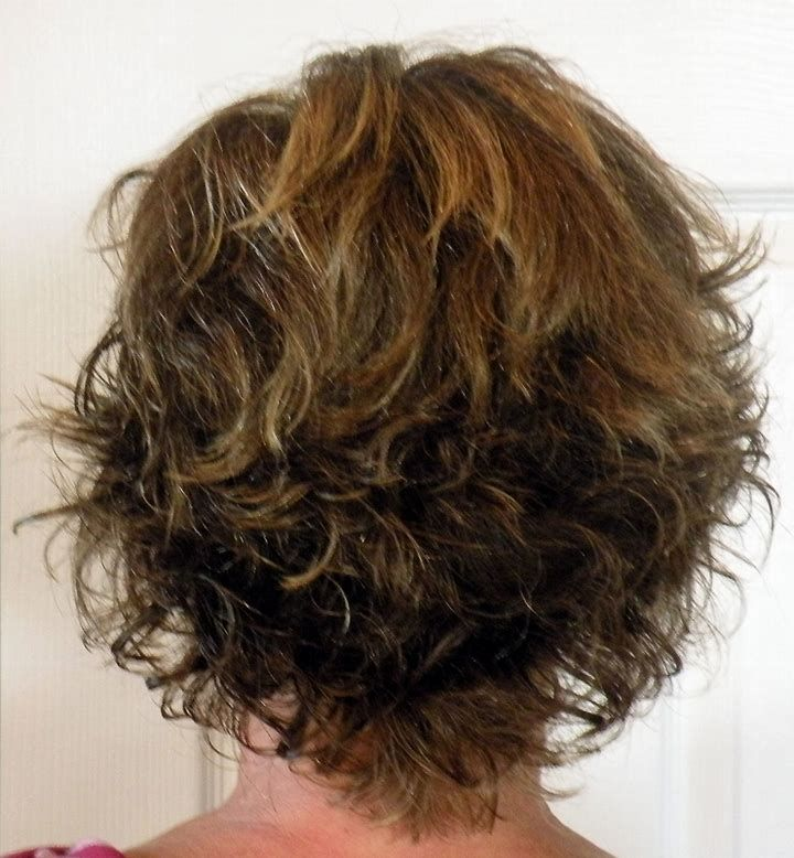 Image Result For Short Layered Flippy Hairstyles Back Of