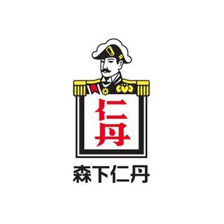 森下仁丹のロゴ:長く使われたもの勝ち   ロゴストック