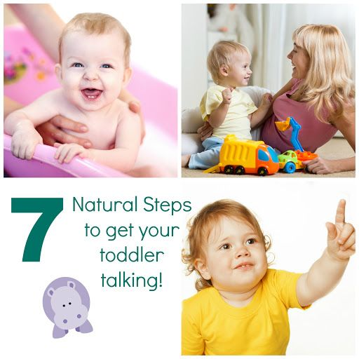 How to Get Your Toddler Talking