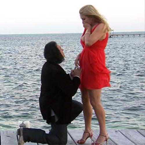 Shannon Tweed Engagement Ring   #ring #engagement #diamond #bling