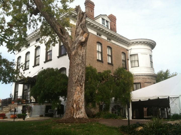 the lemp mansion in st louis mo haunted cursed oh so st - Halloween Parties In St Louis
