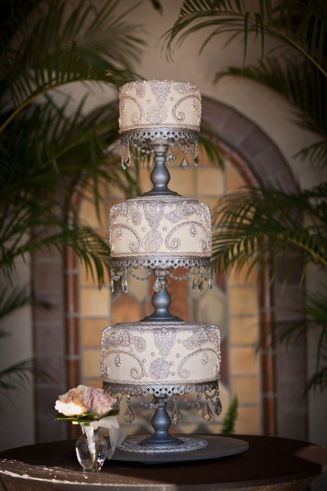 Jewel Wedding Cakes