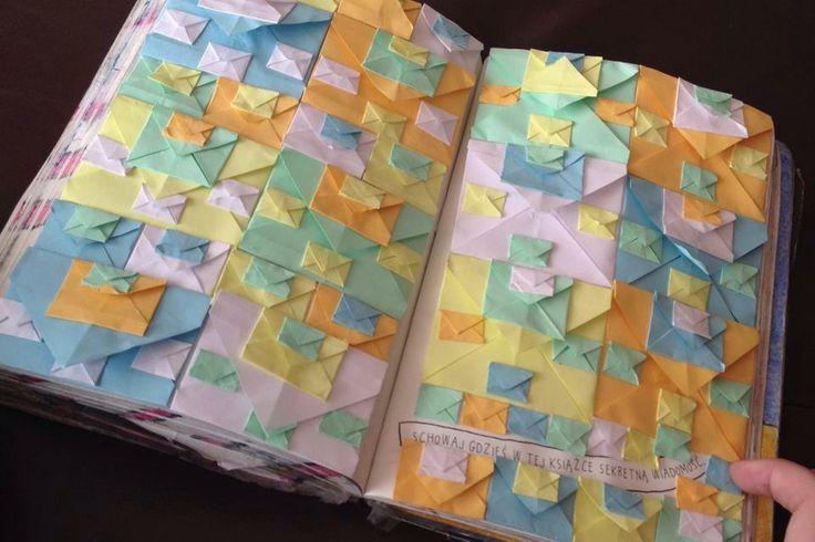 Podesłała Klaudia Mikołajczyk #zniszcztendziennikwszedzie #zniszcztendziennik #kerismith #wreckthisjournal #book #ksiazka #KreatywnaDestrukcja #DIY