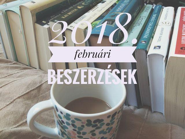 Tekla Könyvei – könyves blog: 2018. februári beszerzések