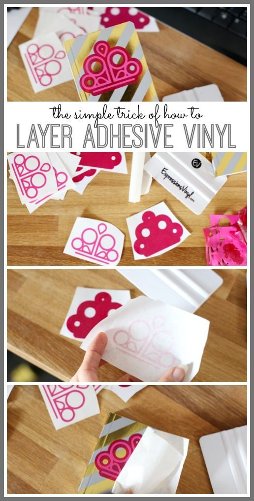 Best Images About Vinyl Monograms Project Gallery On Pinterest - How to make vinyl monogram decals with cricut