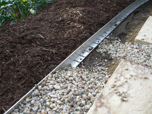 Link Edge - Aluminum Edging