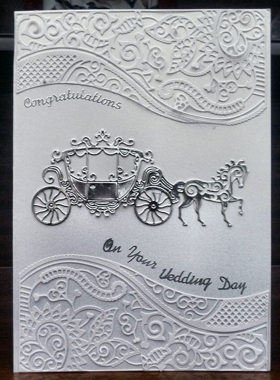 Awesome Card Making Ideas Silver Wedding Part - 11: Wedding Cards | Silver Wedding Card #cards #weddingcards #wedding