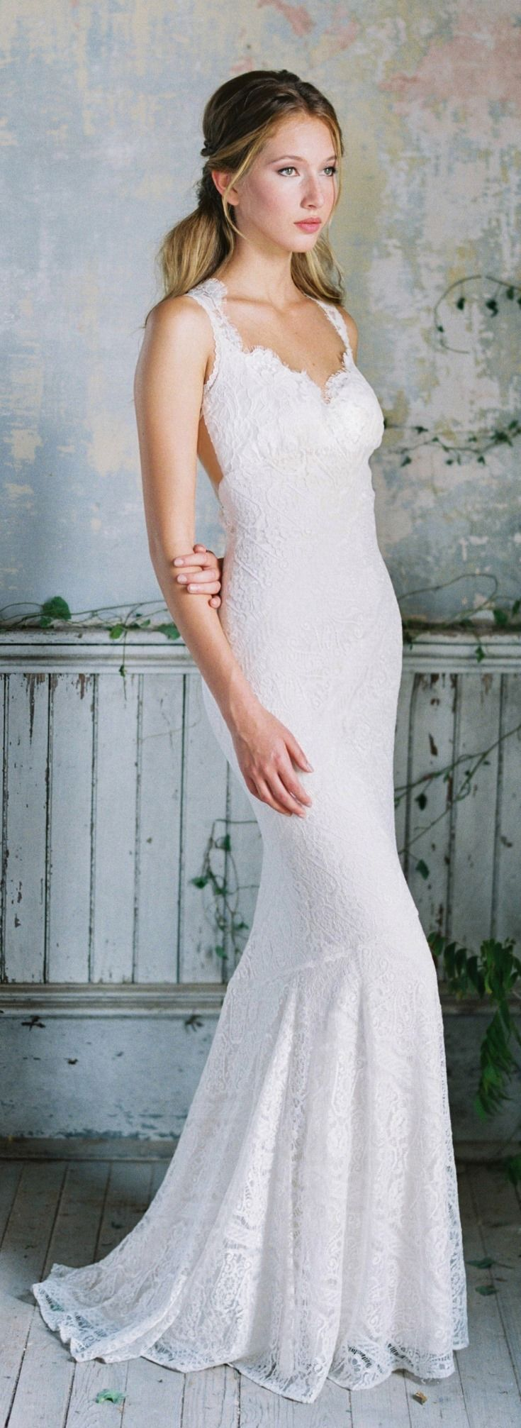 336 best ROMANTIQUE Wedding Dresses by Claire Pettibone images on ...