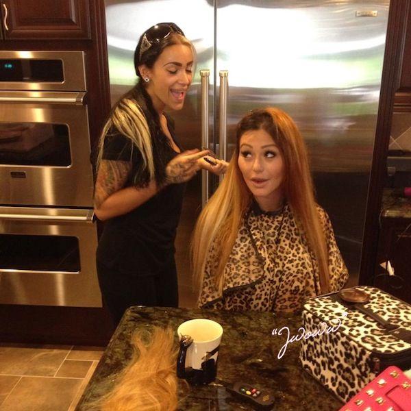 Cruella doin Jwowws hair