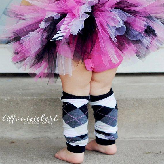 Valentine's Party - Pink Zebra Tutu :: by Peanut and Friends #Zebra