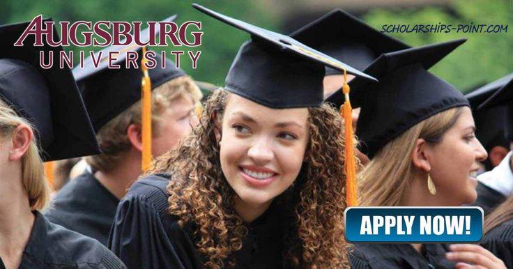Augsburg University Presidential Scholarships in USA, 2018